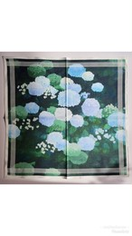 ASEEDONCLOUD/アシードンクラウド mogamibana Handkerchief | Ajisai