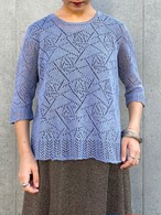 (TOYO) design s/s knit tops
