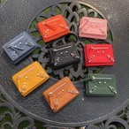 リアルレザーミニウォレット ウォレット 財布 韓国ファッション