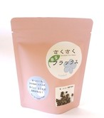 乾燥フラックススプラウト 発芽亜麻の実 さくさく発芽フラックス