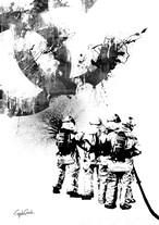 Craig Garcia 作品名:Repaint CH 02 A4ポスター【商品コード: cgrptch02】