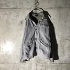[DIESEL] grey three pockets jacket