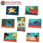 DOG MOUNTAIN メッセージカード