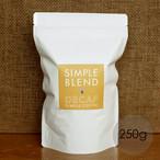 シンプルブレンド【カフェインレスコーヒー】250g