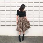Leopard Print Skirt 4AW001-18 |インスタでも話題の海外セレブ系レディースファッション Carpe Diem