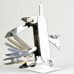 Victorinox ビクトリノックス スイスチャンプ・シルバーテック キャンプ用品 BBQ 登山 万能ナイフ のこぎり 金属やすり ナイフ ツールナイフ victorinox-023