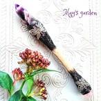 妖しの蝶の杖~クリスタルワンド