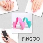お得な2個セット《ネイル・指先の味方》『 FINGOO フィングー』 ~多目的なフィンガートング~