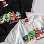 キッズ予約 2600円+税 サングラスディズニーキャラクターTシャツ