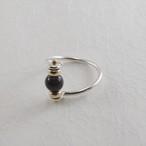 黒瑪瑙の指輪