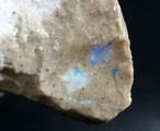 希少! カリフォルニア産 オパール 原石 鉱物 天然石 11,1g CAO038 パワーストーン