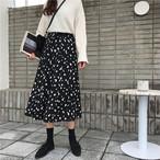 ★【即納・送料無料】上品トレンドロングスカート!