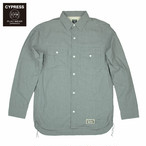 "CP002003 CYPRESS ""REGULUS"" PLAY SHIRTS / GRAY"