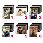 【予約商品】小松昌平の盤・番・絆! 第5回、第6回 ブロマイド ※ランダム販売