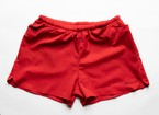 【Answer4】 3Inch Short Pants (Red)