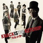 2nd album「KNACK IS THE KETCHUP」【値下げ】※サマーキャンペーン中!