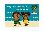 【チャリティはがき】ドミニカ国復興支援オリジナル絵はがき