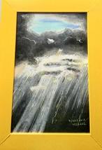 一点物の絵 no.167「光のはしご」