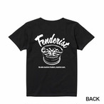 【送料無料】Impress T-shirt [Black] Fenderist