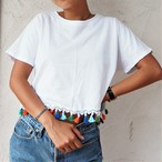 Tussel Wide Tee《MIX》