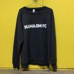 NEW!!  HAMAJIM FC スウェット ネイビー(受注生産)