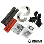 VERUS ENGINEERING(VELOX):A0125A・ヴェルスエンジニアリング・WRX(VAB)対応フルブレーキクーリングキット:フロント用:左右1セット