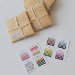 [p.palette] mini パレットステッカーパック (10枚)