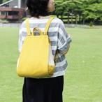 ワッフル / マスタードイエロー × アイボリー 【受注制作】
