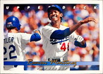 MLBカード 93UPPERDECK Ramon Martinez #133 DODGERS