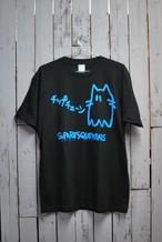 チップチューン猫 T ブラック