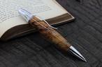 在庫あり「タマリンド スポルテッド材 PTS571 」希少木の手作りボールペン♫ジェットストリーム芯対応