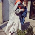 hoodie casual dress 3006