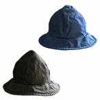 DECHO デコー MOUNTAIN HAT マウンテンハット 綿麻シャンブレー メンズ・レディース兼用 帽子