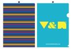 ブリトラロゴ入りA4クリアファイル(3枚セット)