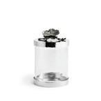 Michael Aram Black Orchid Canister M(マイケルアラム ブラックオーキッド キャニスターM) / 110696