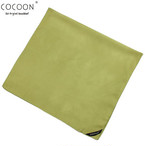 COCOON コクーン マイクロファイバータオル ウルトラライト / ワサビ / XL