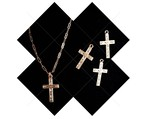 《再販》14KGF Hawaiian cross necklace