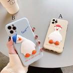【オーダー商品】3D cute duck iphone case