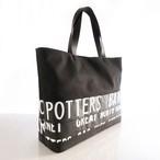 Tote Bag (L) / Black  TLB-0010