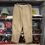 60s U.S ARMY Chino Pants