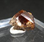 カリフォルニア産 グロッシュラーガーネット 5,8g GN049 原石 鉱物 天然石 パワーストーン