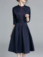 【dress】High quality attractive elegant date dress