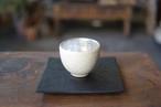茶杯 白×銀彩 谷井直人