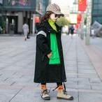 (KIDS)モダンcottonコート キッズ 子供服 コート キッズアウター 韓国ファッション