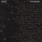 【CD】DEGO - Too Much