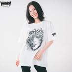【Cotton100%】DavidJorquera×MarrionApparel Tee Vol.2 (White×Black)