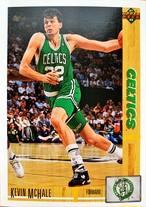 NBAカード 91-92UPPERDECK Kevin Mchale #225 CELTICS