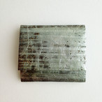 和紙のミニコインケース(銀丁子)