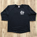 WE ARE GARAGE BAND RAGLAN SLEEVE(BLACK)