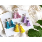 -springy tassel pierce-